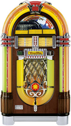 jukebox wurlitzer one more time 45 tours. Black Bedroom Furniture Sets. Home Design Ideas